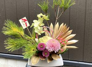 行事のお花